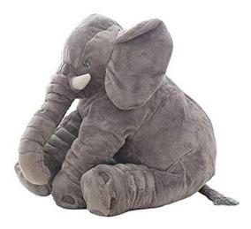 Elefante De Plush 75cm Almofada Anti-alérgico Bebê Dormir