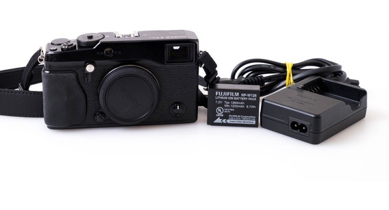 Câmera Fujifilm Xpro 1
