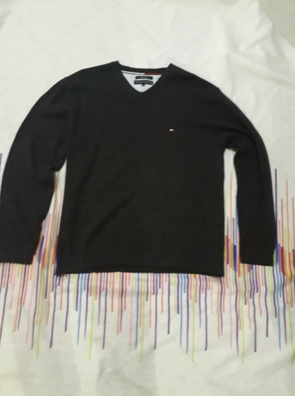 Cñ Sweaters Tommy Hilfiger Xl Adulto N-chamarra Polo Lacoste