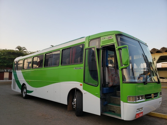 Busscar 340 Mercedes 0400r Ano 2000 Curto Executivo Com Ar