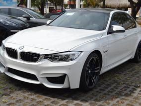 Bmw M3 2017 Sedan Blanco
