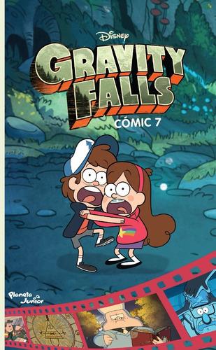 Imagen 1 de 2 de Libro Gravity Falls - Cómic 7 - Disney