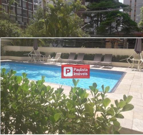Apartamento Com 4 Dormitórios Para Alugar, 227 M² Por R$ 15.000,00/mês - Itaim - São Paulo/sp - Ap29109