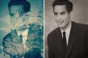 Restauração E Colorização De Fotos Antigas -restaurar Imagem