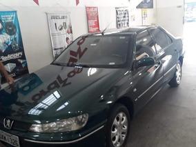 Peugeot 406 2.0 Aut. 4p 2001
