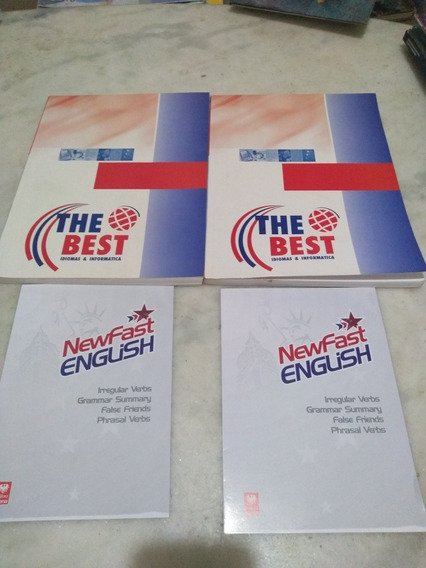 The Best Idiomas & Informática-new Fast English Book 1