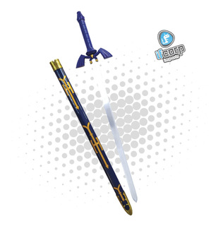Espada Maestra Master Sword The Legend Of Zelda Link Funda