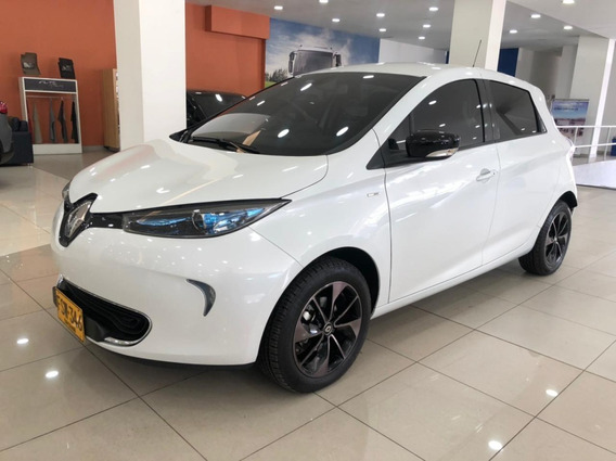 Renault Zoe Ultimate 2019