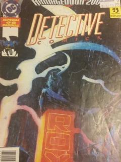 Armageddon 2001 Detective Comics N°11 Editorial Zinco España