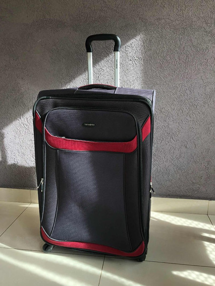 Valija Extra Grande Samsonite Color Gris