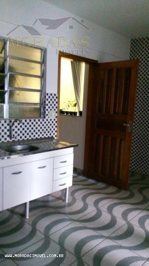 Casa 2 Dormitórios Para Locação Em Taboão Da Serra, Jardim Três Irmaos, 2 Dormitórios, 1 Banheiro - 8135_1-627428