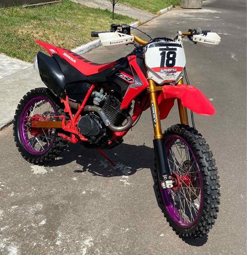 Honda Cbx 200cc/250cc