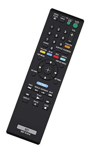 Control Remoto Para Blu Ray Sony   Rmt-b107a