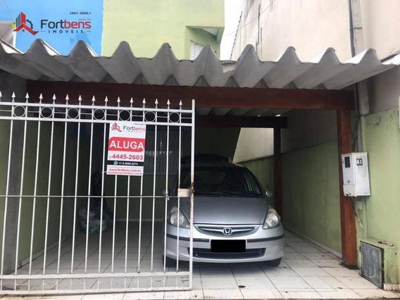 Sobrado Com 2 Dormitórios Para Alugar, 67 M² Por R$ 1.400,00/mês - Jardim Vitória - Caieiras/sp - So0655