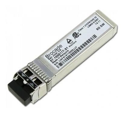 Transceiver 8gbps Sfp + Sw 850nm 57-1000117-01 - 24h