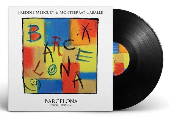 Freddie Mercury Monserrat Caballe Barcelona 2019 Lp