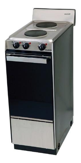 Cocina Electrica Brolux 1530 2 Hornallas Horno 3100w 33 Cm