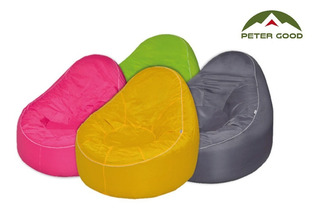 Sillon Inflable Impermeable Facil Inflado Comfylounge Avenli