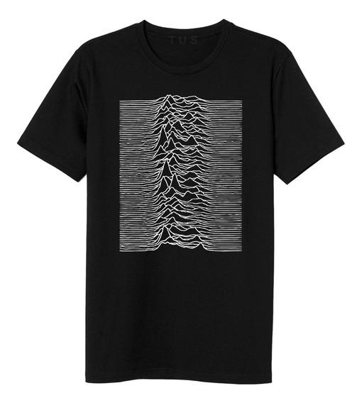 Camiseta Joy Division Camisa Masculina Banda Rock