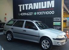 Volkswagen Parati 1.0 16v Tour Titanium Automóveis