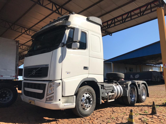 Volvo Fh 12 460 I-shift Globetrotter 6x2 Impecável!!