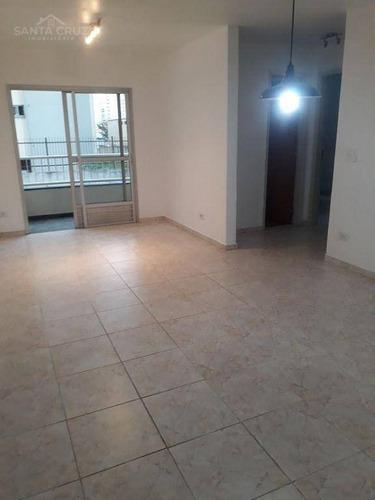 Apartamento Com 2 Dormitórios Para Alugar, 70 M² Por R$ 2.100/mês - Edificio Bruna - Saúde - São Paulo/sp - Ap1571
