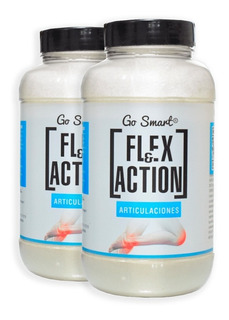 Flex & Action X 360 G Colágeno Y Coenzima Q10 Go Smart