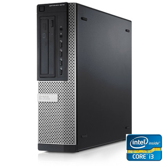 Optiplex Dell 7010 Core I3 4gb Hd 320 W7pf