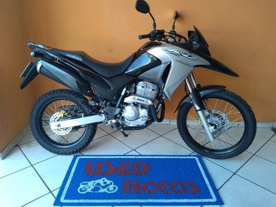 Honda Xre 300 2018 Prata