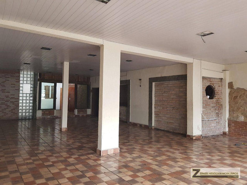 Imagem 1 de 15 de Salão Para Alugar, 320 M² Por R$ 10.000/mês - Centro - Guarulhos/sp - Sl0022