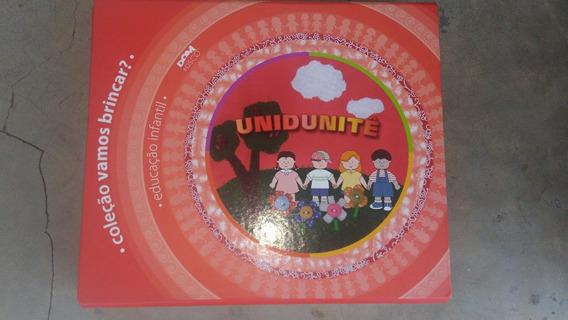 Coleção Vamos Brincar - Unidunite Educação Infantil 1º Sem.