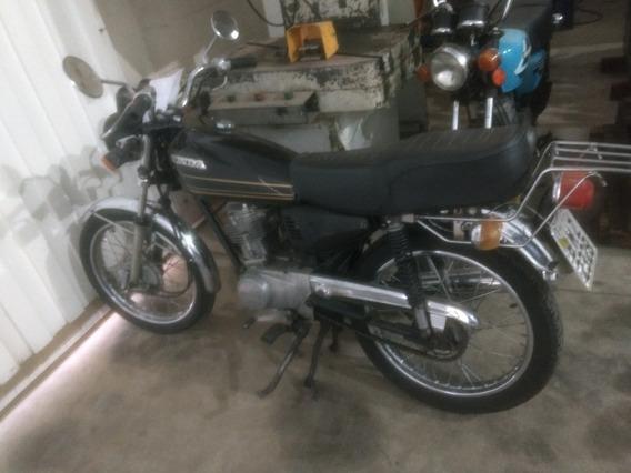 Honda Ml 1980 Antiga