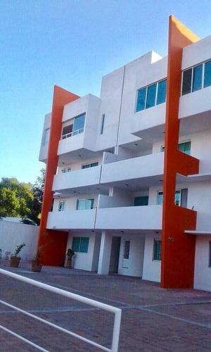 Departamento En Renta Planta Baja Zona Cholula