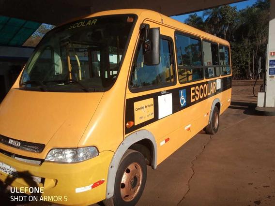 Micro Ônibus 30 Lugares Escolar