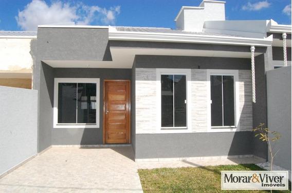 Casa Para Venda Em Fazenda Rio Grande, Nações, 3 Dormitórios, 1 Banheiro, 1 Vaga - Faz2220