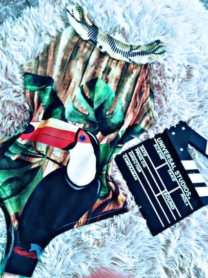 Kit 4 Body Feminino Atacado Revenda Lote Tucano Arara