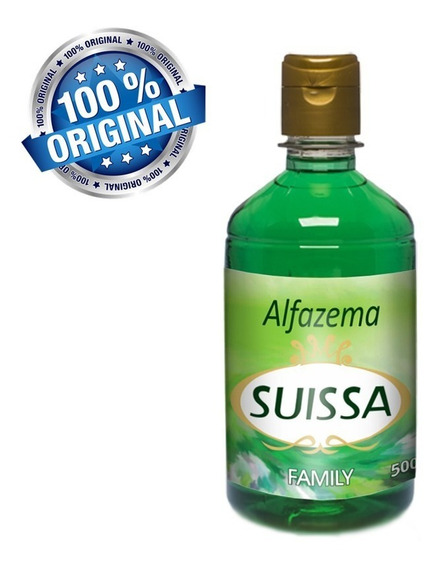 Colonia Suissa Alfazema 500ml - Original
