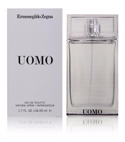 Perfume Ermenegildo Zegna Uomo Masculino 50ml Edt Original