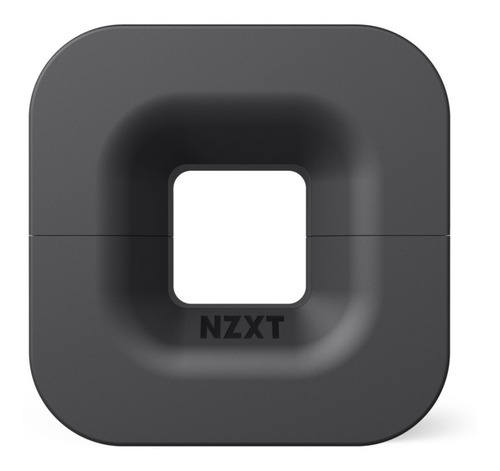 Soporte Nzxt Para Diadema Puck Color Negro