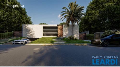 Casa Em Condomínio - Alphaville - Sp - 629078