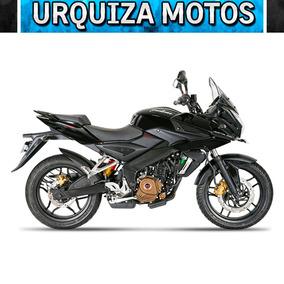 Moto Bajaj Pulsar Rouser As 200 200as Dni 0km Urquiza Motos