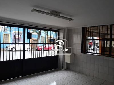 Sobrado Com 3 Dormitórios À Venda, 166 M² Por R$ 1.150.000 - Jardim - Santo André/sp - So2478