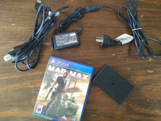 Playstation Tv + Mad Max Ps4