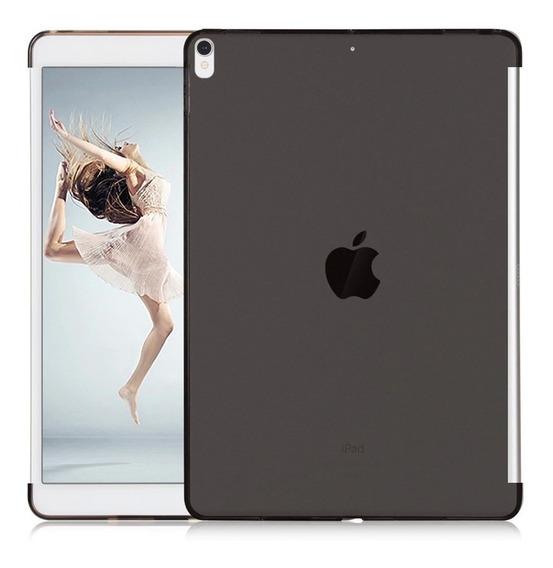 Capa Tpu Silicone Traseira iPad Pró 10.5 Slim Transparente