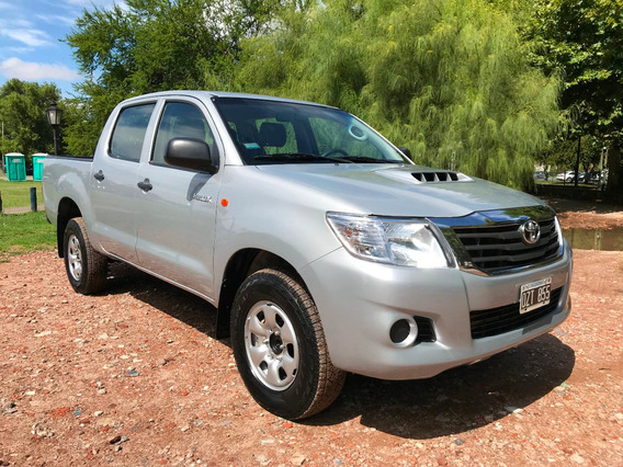 Toyota Hilux 2.5 Cd Dx Pack 120cv 4x2 2015 Oportunidad