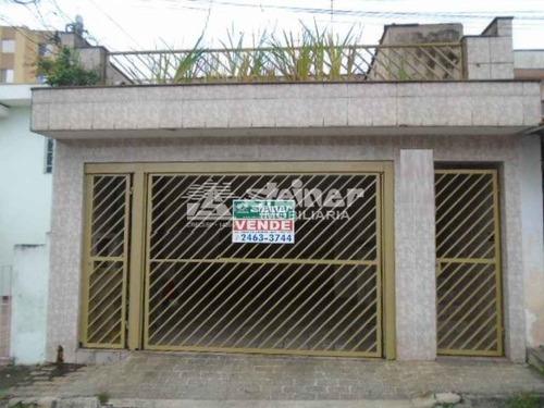 Imagem 1 de 12 de Venda Casa 2 Dormitórios Gopouva Guarulhos R$ 500.000,00 - 28138v