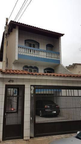 Imagem 1 de 13 de Sobrado Com 2 Dormitórios À Venda, 162 M² Por R$ 764.000,00 - Centro - Santo André/sp - So0761
