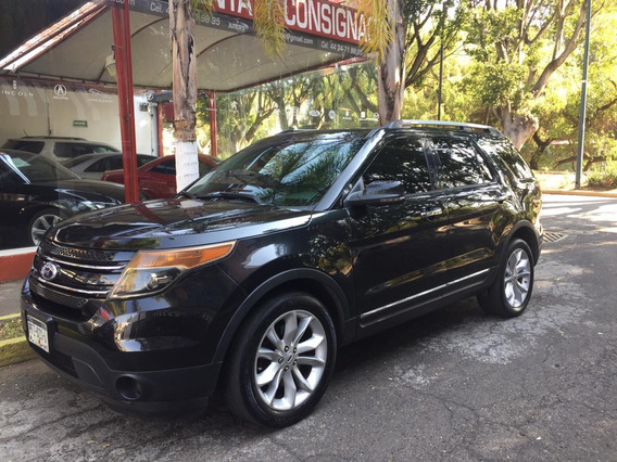 Ford Explorer 3.5 Limited At 2014