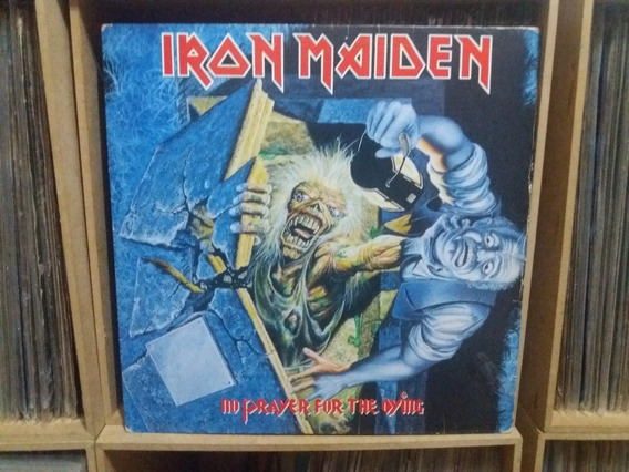 Lp - Iron Maiden - No Prayer For The Dying