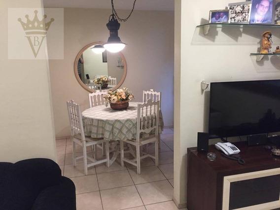 Apartamento Com 3 Dormitórios À Venda, 84 M² Por R$ 300.000,00 - Rio Pequeno - São Paulo/sp - Ap2255